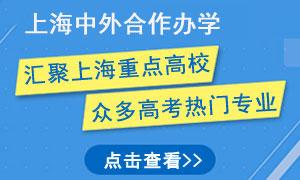 上海中外合作办学