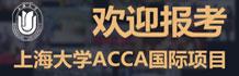 上海大学ACCA国际项目